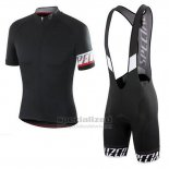 Men's Specialized RBX Pro Cycling Jersey Bib Short 2016 Black White