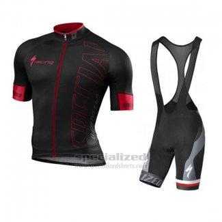 2327bebec buy Men s Specialized SL Pro Cycling Jersey Bib Short 2015 Black ...