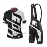 Men's Specialized RBX Comp Cycling Jersey Bib Short 2016 Black White Black