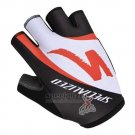 Specialized Cycling Short Gloves 2014 Black White Red