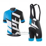 Men's Specialized RBX Comp Cycling Jersey Bib Short 2016 Black White Blue