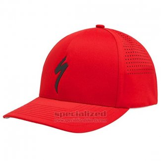Specialized Cycling Cap 2018 Red Black