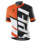 Men's Specialized RBX Comp Cycling Jersey Bib Short 2016 Black White Orange