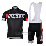 Men's Specialized SL Expert Cycling Jersey Bib Short 2013 Black
