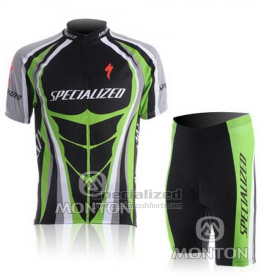 b1c4f23d8 Men s Specialized RBX Comp Cycling Jersey Bib Short 2010 Black Green.  Loading zoom
