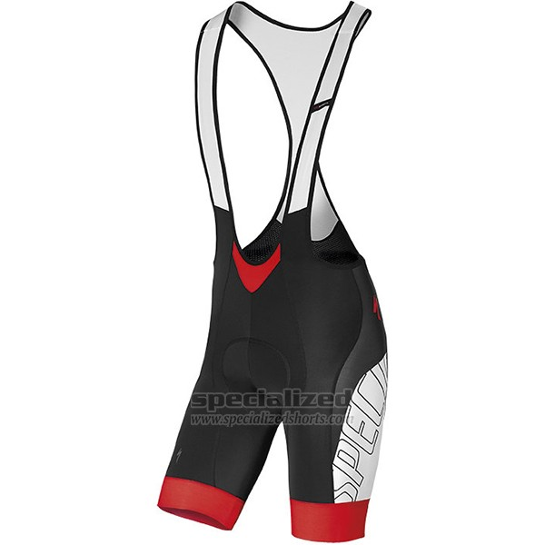 Mens Specialized RBX Comp Cycling Jersey Bib Short 2014 White Black